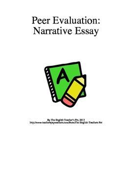 Non fiction narrative essay
